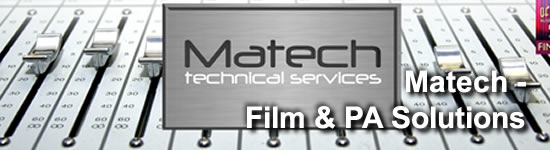 link - Matech film and PA